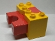 Part No: 31080c01  Name: Duplo Car Launcher Complete Assembly