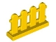 Part No: 33303  Name: Fence 1 x 4 x 2 Paled (Picket)