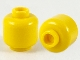 Part No: 3626c  Name: Minifig, Head (Plain) - Stud Recessed