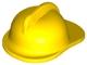 Part No: 3834  Name: Minifigure, Headgear Fire Helmet
