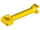 Part No: 40636  Name: Duplo Digger Bucket Arm with One Hole, One Grabber on Ends