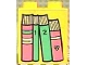Part No: 4066pb092  Name: Duplo, Brick 1 x 2 x 2 with Four Books Red and Green Pattern