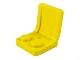Part No: 4079b  Name: Minifig, Utensil Seat (Chair) 2 x 2 with Center Sprue Mark