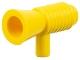 Part No: 4349  Name: Minifigure, Utensil Loudhailer / Megaphone / SW Blaster