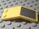 Part No: 6070pb001  Name: Windscreen 5 x 2 x 1 2/3 with Checkered Plate Mudguard Pattern (Sticker)