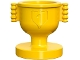 Part No: 73241  Name: Duplo Utensil Trophy Cup with Number 1 in Shield - Closed Handles