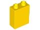 Part No: 76371  Name: Duplo, Brick 1 x 2 x 2 with Bottom Tube