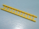 Part No: 851b  Name: Ladder 10.4cm (collapsed) 2-Piece - Top Section