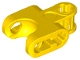Part No: 93571  Name: Technic, Axle Connector 2 x 3 with Ball Socket, Open Lower Axle Holes