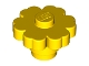 Part No: 98262  Name: Plant Flower 2 x 2 Rounded - Solid Stud