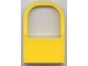 Part No: fabai4  Name: Fabuland Window 1 x 4 x 5 with Curved Top