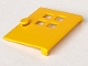 Part No: x988  Name: Duplo Door / Window with Four Windows Narrow