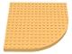 Part No: 33230  Name: Brick, Round Corner 16 x 16