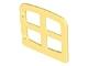Part No: 4809  Name: Duplo Door / Window with Four Panes