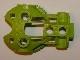 Part No: 53544  Name: Bionicle Toa Inika Upper Arm Cover