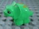 Part No: 31046pb01  Name: Duplo Dinosaur Triceratops Baby with Brown Spots Pattern