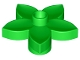 Lot ID: 108818368  Part No: 6510  Name: Duplo Plant Flower with 1 Top Stud
