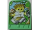 Part No: 43973  Name: Storybuilder Jungle Jam Card with Boy Pattern