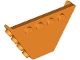 Part No: 30022  Name: Vehicle, Tipper End Flat without Pins