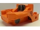 Part No: 31196c01pb01  Name: Duplo, Toolo Cockpit 4 x 6 with Seat with Seatbelts, Arrows and Engine Parts Pattern (7 Stickers) - Set 3590