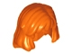 Part No: 40251  Name: Minifigure, Hair Female Mid-Length
