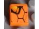 Part No: 54200pb048R  Name: Slope 30 1 x 1 x 2/3 Snakeskin Pattern Model Right Side (Sticker) - Set 8158