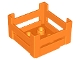 Part No: 6446  Name: Duplo Container Wooden-Style Crate