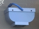 Part No: 30109c02  Name: Belville Basket 2 x 4 x 2 with Blue Handle