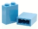 Part No: 3245c  Name: Brick 1 x 2 x 2 with Inside Stud Holder