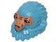 Part No: 37618pb01  Name: Minifigure, Head Modified SW Ardennian with Flesh Face Pattern (Rio Durant)