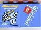 Lot ID: 119651060  Part No: 4066pb409  Name: Duplo, Brick 1 x 2 x 2 with Amazing Machines 2011 Legoland Windsor Pattern