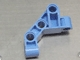 Part No: 44137  Name: Bionicle Matoran Back, Liftarm 4 x 4 x 2
