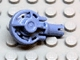 Part No: 47455  Name: Technic Rotation Joint Ball Loop with Two Perpendicular Pins with Friction