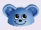 Part No: pri035  Name: Primo Stacking Head Bear (Used in Stacking Sets)
