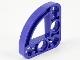 Part No: 32249  Name: Technic, Liftarm 3 x 3 L-Shape with Quarter Ellipse Thin