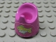 Part No: 33050pb06  Name: Scala Baby Potty with Fish Pattern (Sticker) - Set 3119