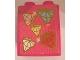 Part No: 4066pb354  Name: Duplo, Brick 1 x 2 x 2 with Jewels Pattern (Sticker) - Set 4820