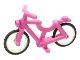 Part No: 4719c01  Name: Bicycle (2-Piece Wheels)