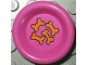 Part No: 6256pb01  Name: Minifigure, Utensil Dish 3 x 3 with Dog Biscuit Pattern