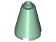 Part No: 3942c  Name: Cone 2 x 2 x 2 - Completely Open Stud