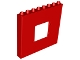 Lot ID: 155801446  Part No: 11335  Name: Duplo Building Wall 1 x 8 x 6 with Window Opening