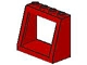 Part No: 2352  Name: Windscreen 2 x 4 x 3 Frame - (Undetermined Stud Type Version)