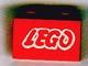 Part No: 3004pb053  Name: Brick 1 x 2 with Lego Logo Open O Style White Outline Pattern