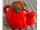 Part No: 31221  Name: Duplo Utensil Teapot Strawberry