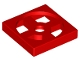 Part No: 3680  Name: Turntable 2 x 2 Plate, Base