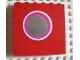Part No: 3754pb12  Name: Brick 1 x 6 x 5 with Small Mirror Pattern (Sticker) - Set 230-1