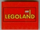 Part No: 4515pb019  Name: Slope 10 6 x 8 with Legoland Pattern (Sticker) - Set 3432