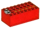 Part No: 4760c01  Name: Electric 9V Battery Box Small