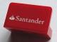 Part No: 4865pb066  Name: Panel 1 x 2 x 1 with 'Santander' Pattern (Sticker) - Set 75913