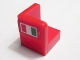 Part No: 6231pb02R  Name: Panel 1 x 1 x 1 Corner with Italian Flag Pattern Model Right (Sticker)
